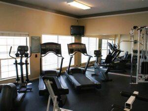 Minnetonka MN exercise area: before