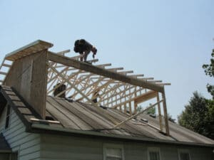 Twin Cities Second-Story Framing by Titus Contracting