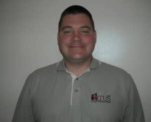 Martin Wood, Titus Contracting Inc construction manager